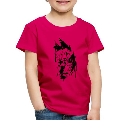 Gepard - Kinder Premium T-Shirt