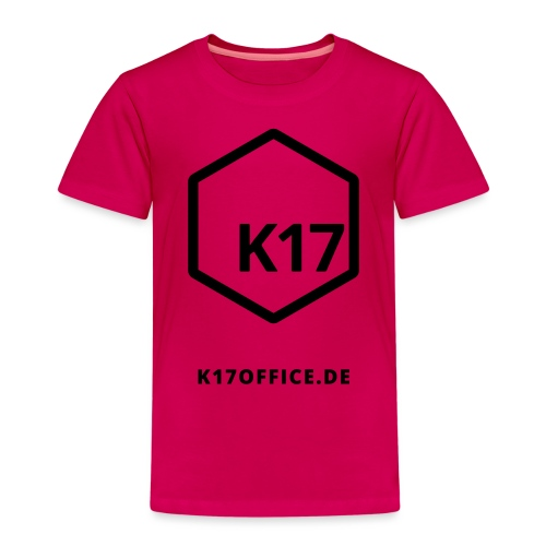 v1_K17 - Kinder Premium T-Shirt