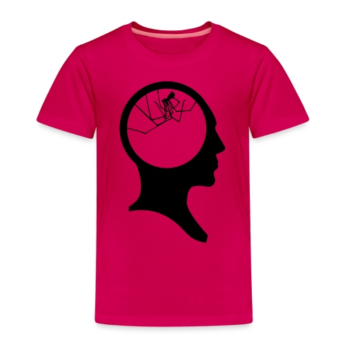 brain spider - T-shirt Premium Enfant