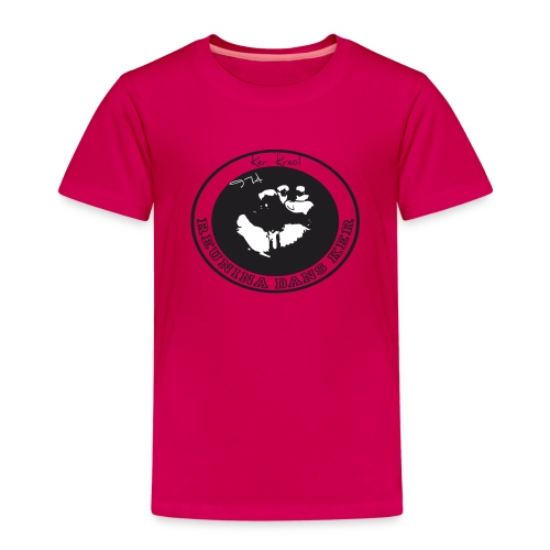 974 Ker Kreol Culture nation - T-shirt Premium Enfant