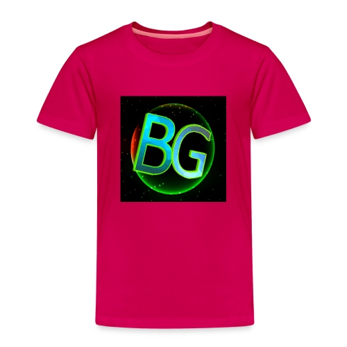 Baboe Games logo - Kinderen Premium T-shirt