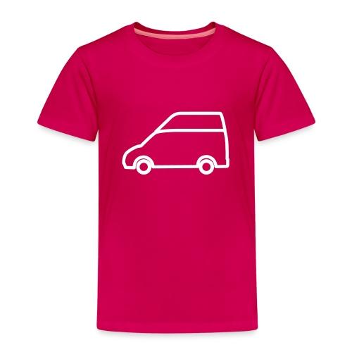 Nuggetforum.de Logo Nugget Hochdach - Kinder Premium T-Shirt