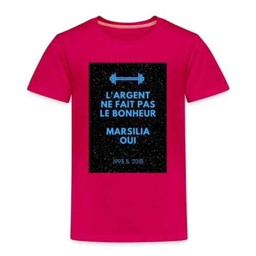 L'argent ne fait pas le bonheur - T-shirt Premium Enfant