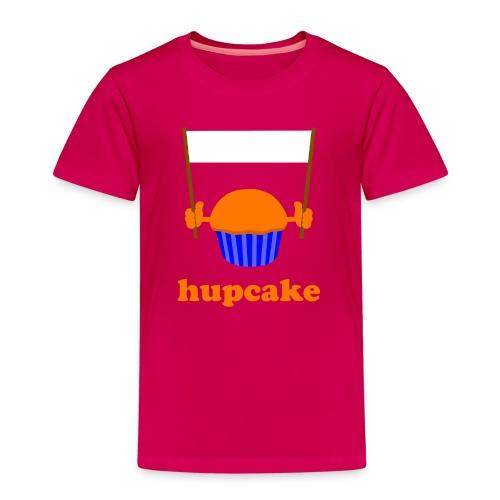 hupcake donker - Kinderen Premium T-shirt