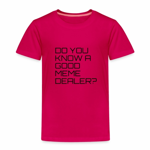 Meme T-shirt - Kids' Premium T-Shirt