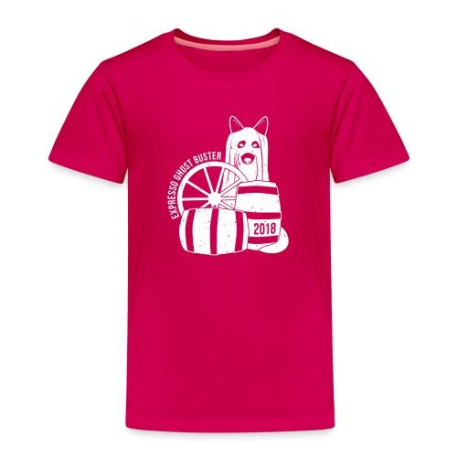 shirt ghostbuster png - Kids' Premium T-Shirt
