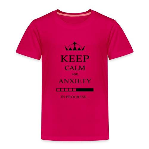 keep_calm - Maglietta Premium per bambini