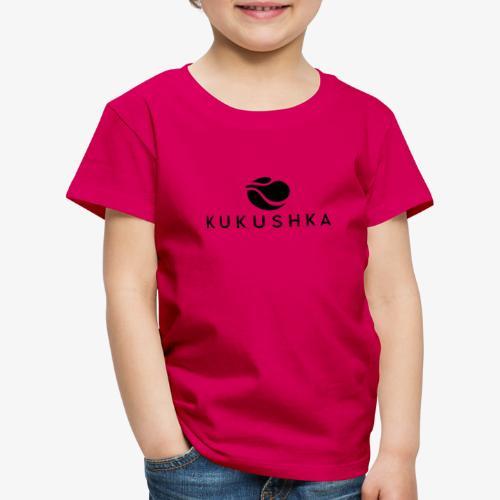 KUKUSHKA RECORDS - Kids' Premium T-Shirt