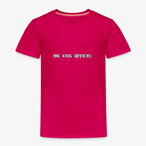Big Kiss Official - Kids' Premium T-Shirt