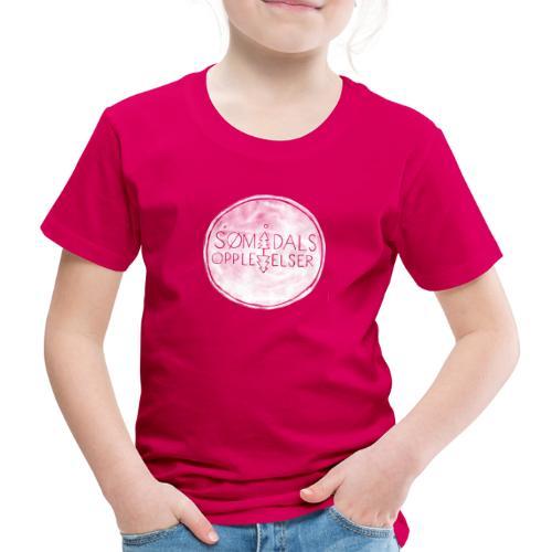 Sømådalsopplevelser - Premium T-skjorte for barn