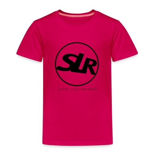 Sleep Less Generation Tee - White Cotton - Kids' Premium T-Shirt
