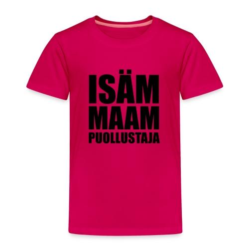 PuollustajaB - Lasten premium t-paita