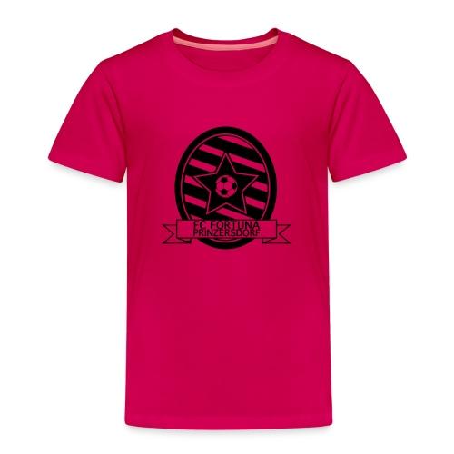 Fortuna Logo SW - Kinder Premium T-Shirt