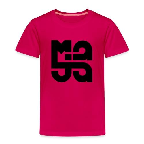 Maja Logo - Kinder Premium T-Shirt