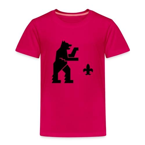 hemelogovektori - Lasten premium t-paita