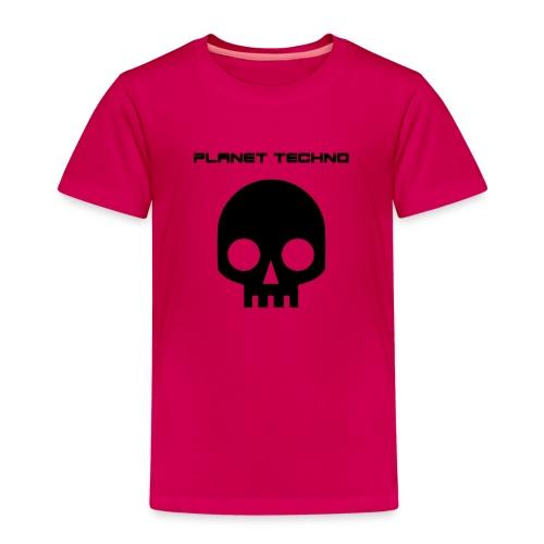 Planet Techno Tee001 - Kids' Premium T-Shirt