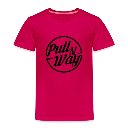 Pull n Way Black - Kinder Premium T-Shirt