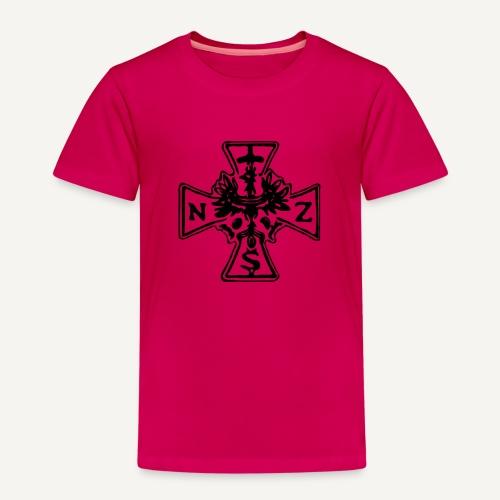 nsz1 - Koszulka dziecięca Premium