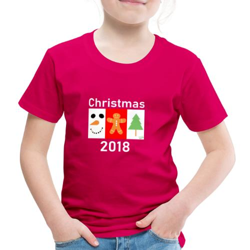 Christmas 2018 - Kids' Premium T-Shirt