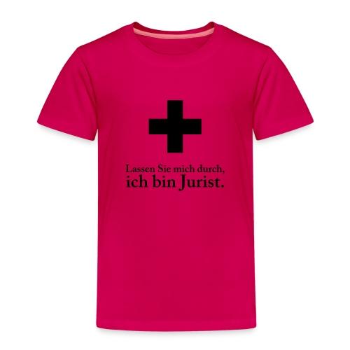 nofalljurist - Kinder Premium T-Shirt
