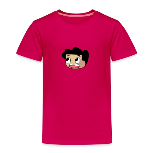 Smile Hoodie! - Kids' Premium T-Shirt