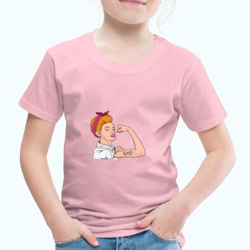 Women power - Kids' Premium T-Shirt
