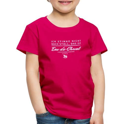 Eau de Cheval - Kinder Premium T-Shirt