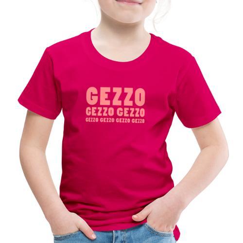 gezzo - Kinder Premium T-Shirt