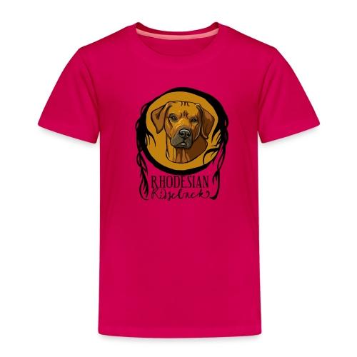 Rhodesian Ridgeback - Kinder Premium T-Shirt