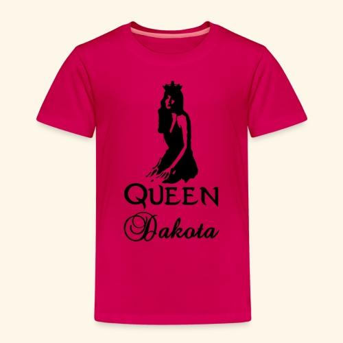 Queen Dakota - Kids' Premium T-Shirt