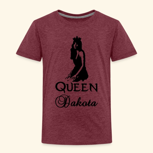 Queen Dakota - Kids' Premium T-Shirt