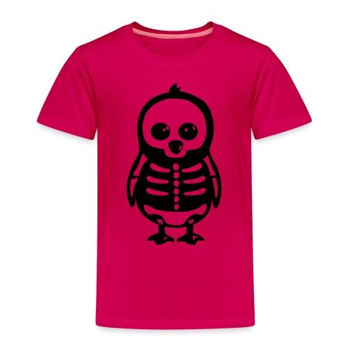Pingouin Squelette - T-shirt Premium Enfant