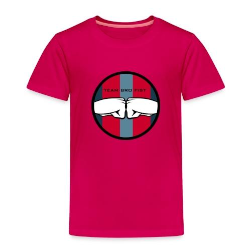bro - Premium-T-shirt barn
