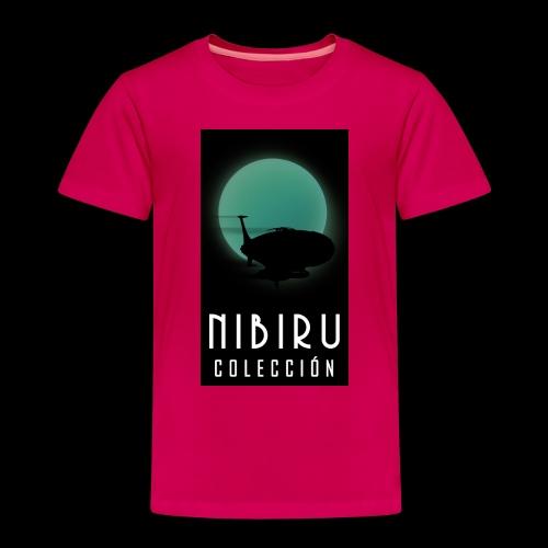 colección Nibiru - Camiseta premium niño