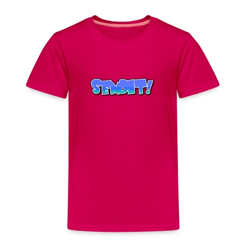 senden - Kinder Premium T-Shirt