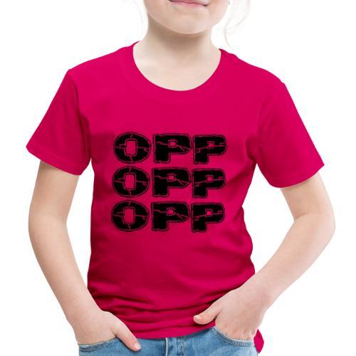 OPP Print - Lasten premium t-paita