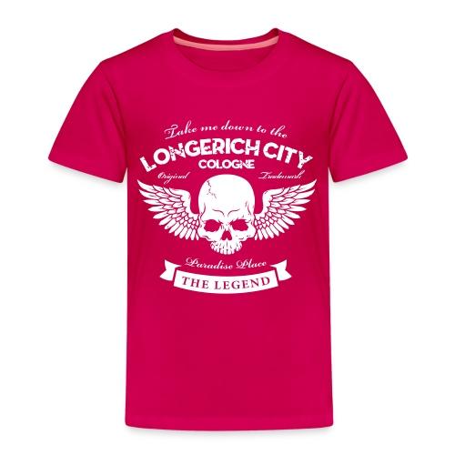 LONGERICH CITY COLOGNE - Kinder Premium T-Shirt