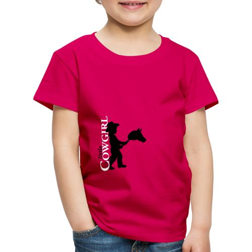LittleCowgirl's - Kinder Premium T-Shirt