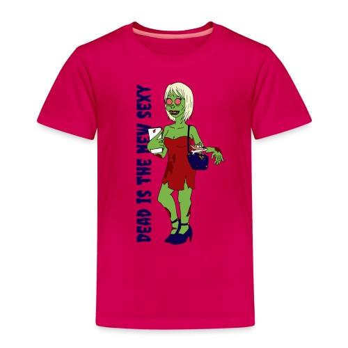new sexy - Kids' Premium T-Shirt