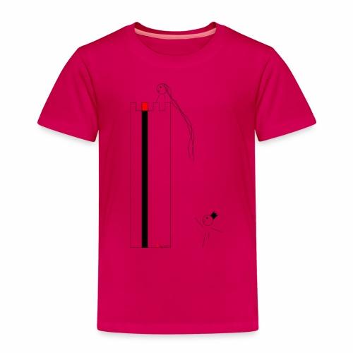 Rapunzel - Kinder Premium T-Shirt