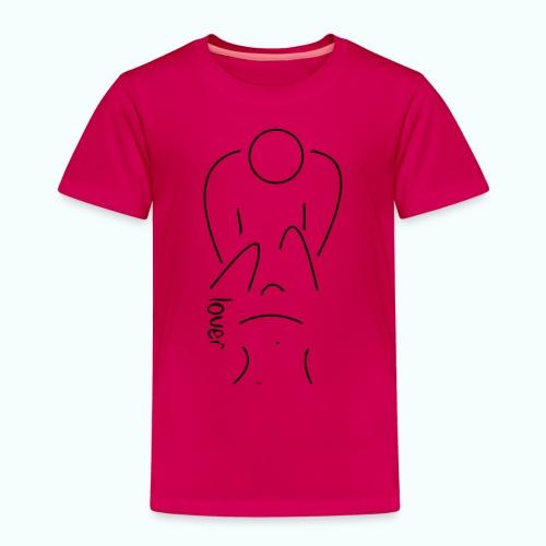 lover - Kinder Premium T-Shirt
