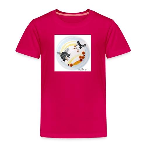 Le Ptit mouton d'Ouessant - T-shirt Premium Enfant