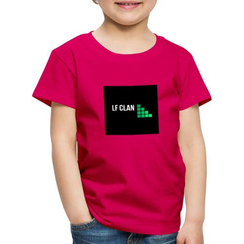 LF CLAN - Premium-T-shirt barn