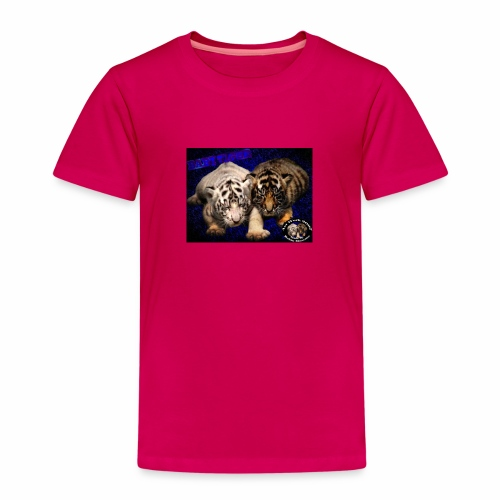 new born tiger cubs - Kids' Premium T-Shirt