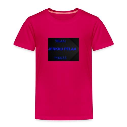 huissi - Lasten premium t-paita