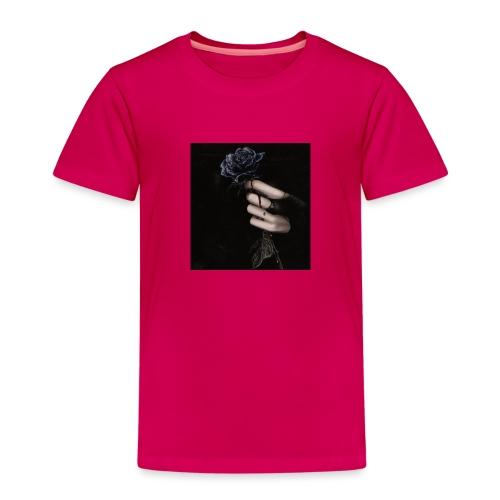 Rosa Negra - Camiseta premium niño