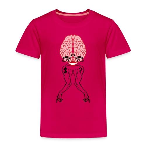 Primo logo di Kenju Tuber - Maglietta Premium per bambini