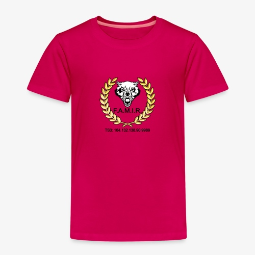 Logo Streaming3 - Camiseta premium niño