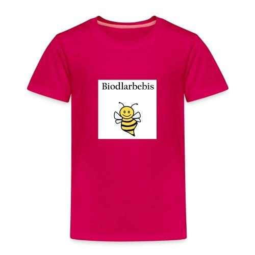 Biodlarbebis jpg - Premium-T-shirt barn