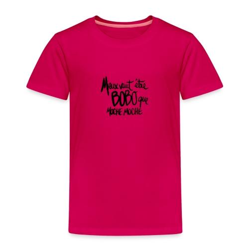BOBO CHIC - T-shirt Premium Enfant